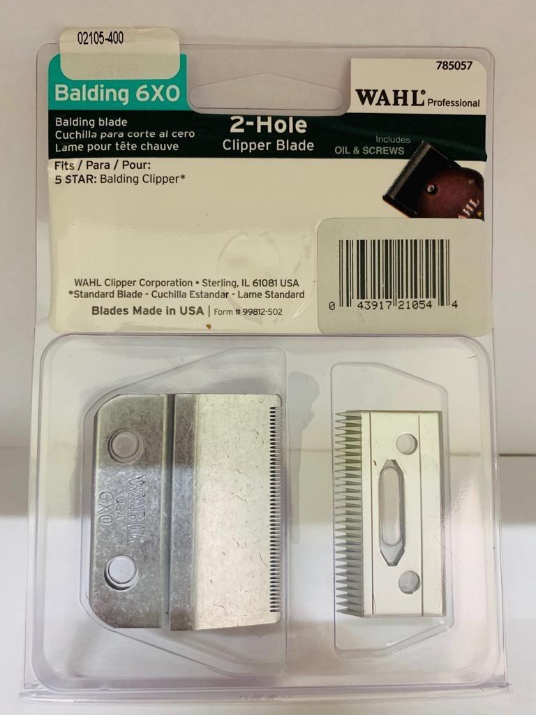982b481a8 lâmina para máquina de corte wahl balding nova e original. Carregando zoom.
