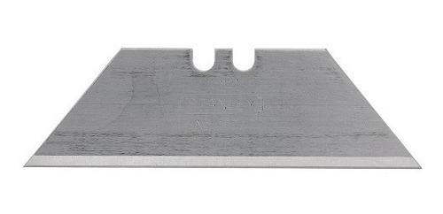 lâmina trapezoidal p/ estilete com 5 peças (stanley 11-921)