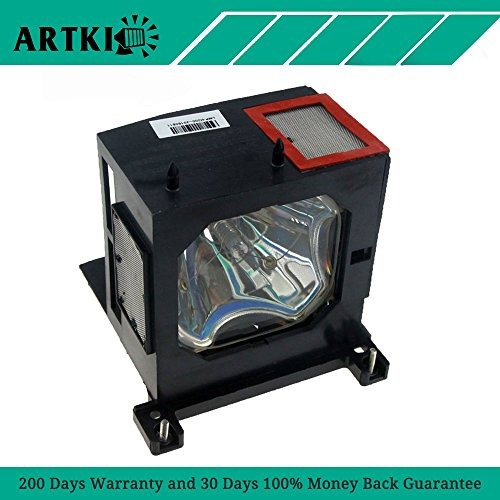 lmp-h200 lámpara de repuesto para proyector sony vpl-vw40 vp