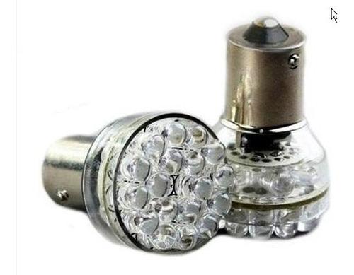lâmpada 24 leds  - lanterna / freio- seta- 2 polos
