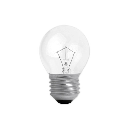 lâmpada 40w 220v e27 compatível fogão & geladeira consul