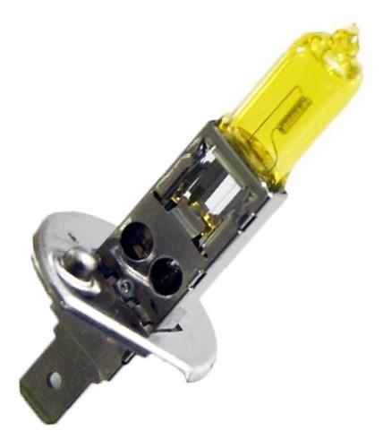 lâmpada amarela gold vosion 3000k h1
