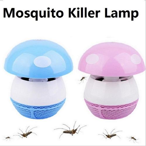 lâmpada armadilha rosa mata mosquito dengue pernilongo top