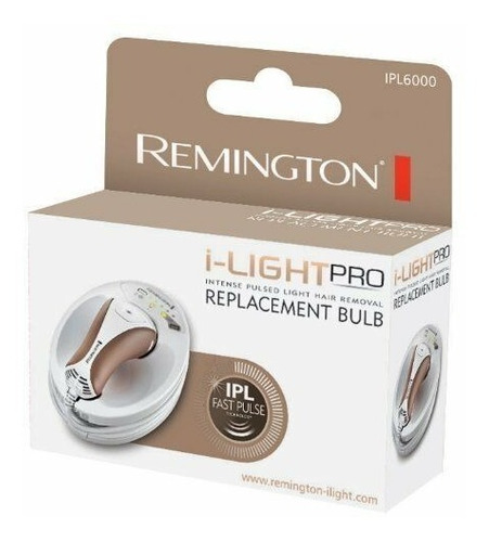 lâmpada, cartucho - i-light pro remington - sp-6000sb