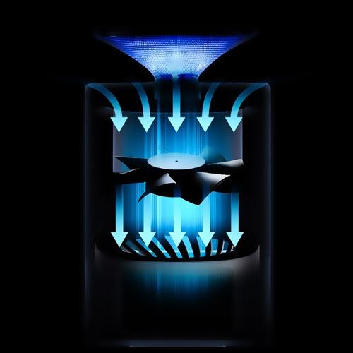 lâmpada de luz de mosquito de diamante