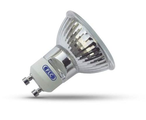 lâmpada dicroica 50w x 220v  - flc