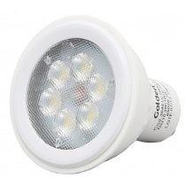 lâmpada dicróica led 3w 6500k