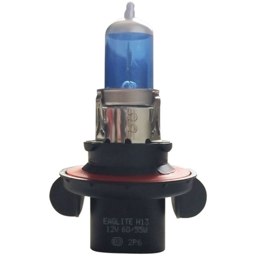 lâmpada eagleye h13 60/55w - super branca 5000k original