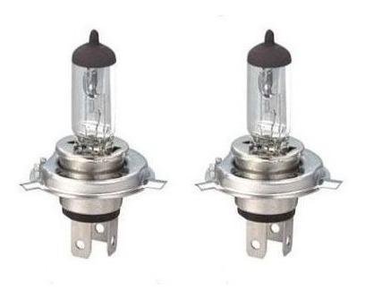 lâmpada farol h1 h3 h4 e h7 12v halógena unidade
