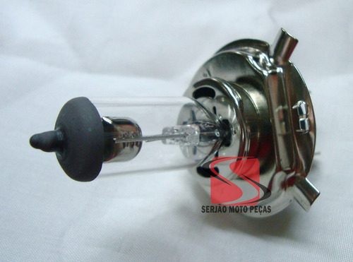 lâmpada farol titan160 fazer150 factor125 h4 12v 35/35w