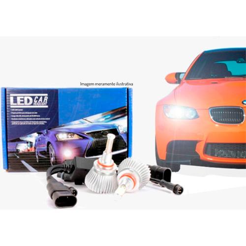 lâmpada farol xenon super led h1 h3 h4 h7 h8 h11 h27 hb4 hb3
