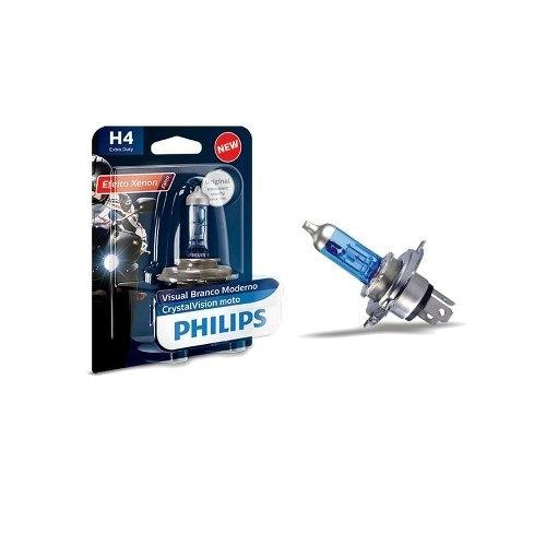 lâmpada h4 philips 35w dafra smart 125cc 2010 a 13