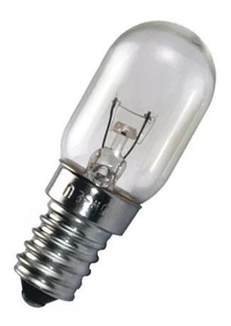 lâmpada incandescente 15w e14 fogão geladeira retro mall