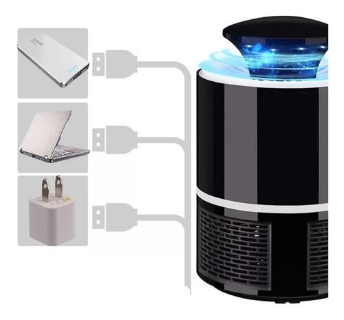 lâmpada incandescente captura mosquitos e pernilongos