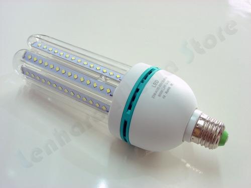 lâmpada led 23w 4u e27 bivolt 2300 lm maior brilho do brasil