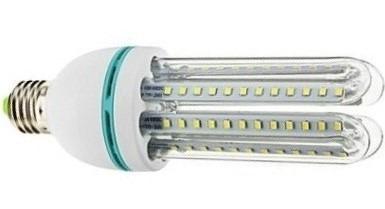 lâmpada led 5w 3u e27 bivolt kit 20 unidades