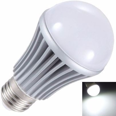 lâmpada led casa