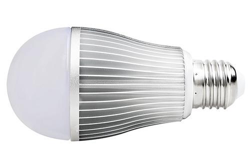 lâmpada led colorida de 3w bulbo
