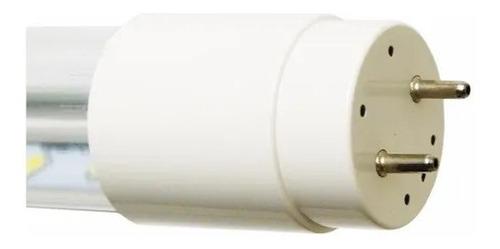 lâmpada led fluorescente 120cm,1,20m 18w branco puro
