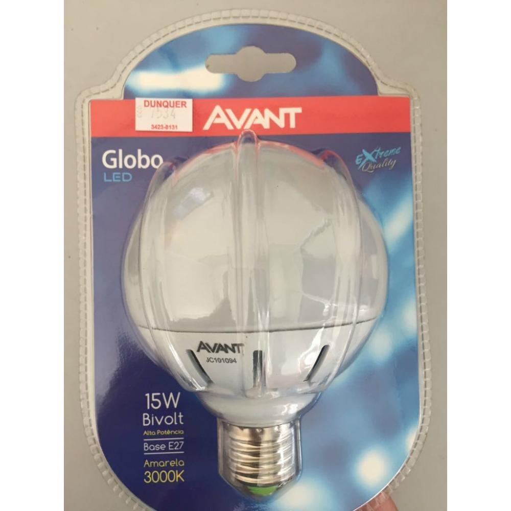 L mpada led globo 15w avant r 62 50 em mercado livre for Lampada globo