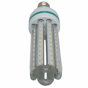 lâmpada led milho 40w branco frio bivolt e27 90% economica