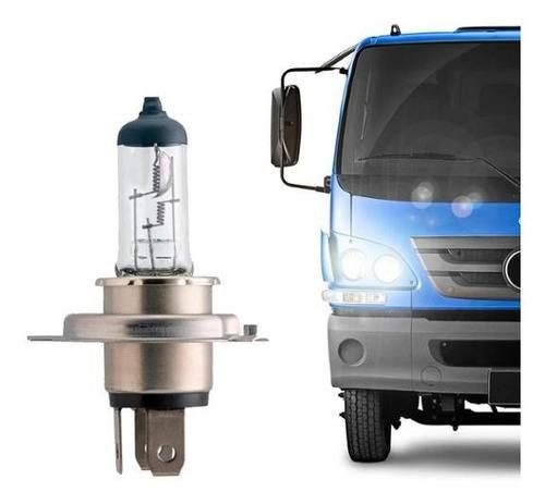 lâmpada philips standard 70/75w 24v h4 b-iodo p43t-38 farol
