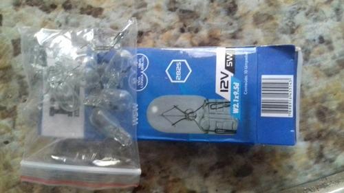 lâmpada pingao dagua 12v caixa com 10 unidades