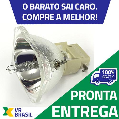 lâmpada projetor lg ds325 optoma ew7155 optoma tx71 (ob)