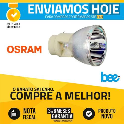 lâmpada projetor osram p-vip 190/0.8 e20.8 bulbo original