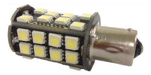 lâmpada ré 1156 led canbus canceller pingão luz branca xenon