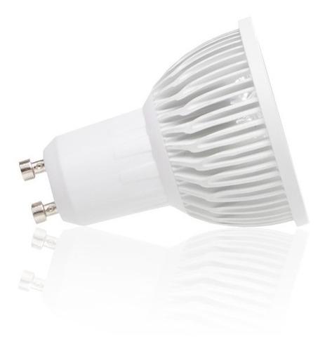 lâmpada spot dicróica led 3w gu10 qualidade e garantia