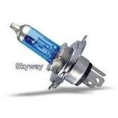 lâmpada super branca moto h4 luz 35w 12v  tipo xenon