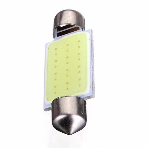lâmpada torpedo led cob 3w 39mm luz teto placa frete r$ 7,00