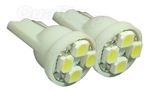 lâmpadas super brancas h7 h1   agile 09 13  + brinde