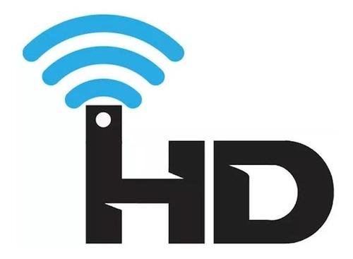 lnb 0,1db universal satelital fta banda ku hd con soporte