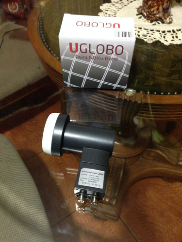 lnb doble para tv cable uglobo aspen
