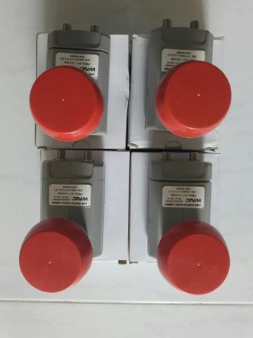 lnb faixa larga duplo kit 20 peças + 20 chave comutadora