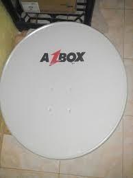 lnb satelital universal, usado.
