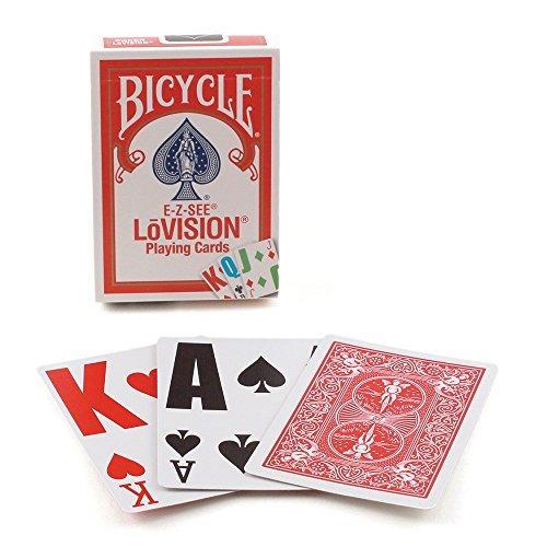lo bicicletas visión naipes (pack de 2)