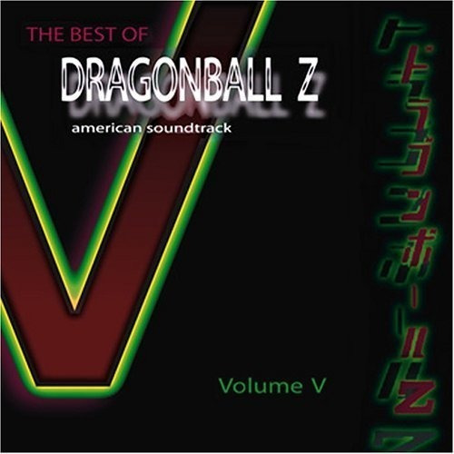 lo mejor de dragon ball z american soundtracks, volumen 5 po
