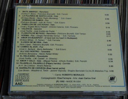 lo mejor de feliciano brunelli cd muy buen estado