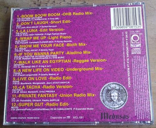 lo mejor de lo mejor vol 2 cd orig unica ed 1996 bvf