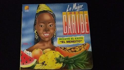 lo mejor del caribe meneito lp vinilo changa reggae