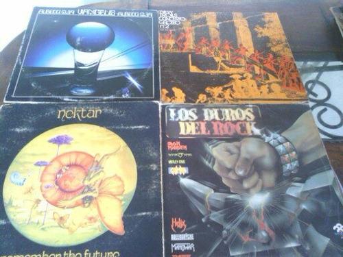 lo mejor del rock en español discos en vinil y anglosajon