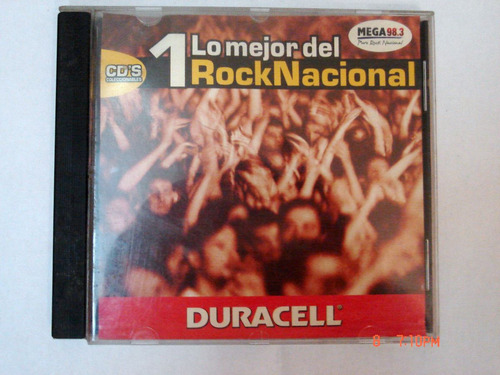 lo mejor del rock nacional