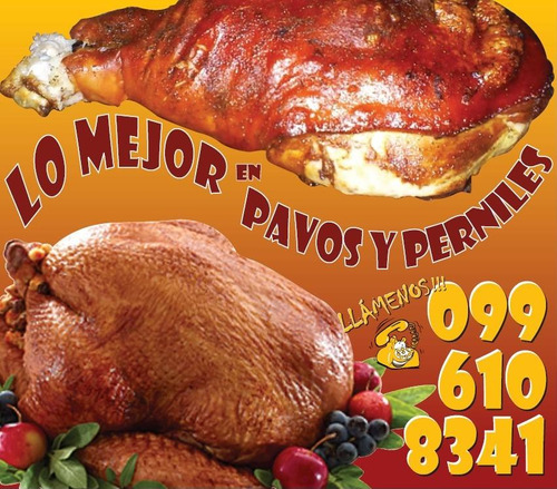 lo mejor en pavo lechon pernil pollo mariscos desde 1988