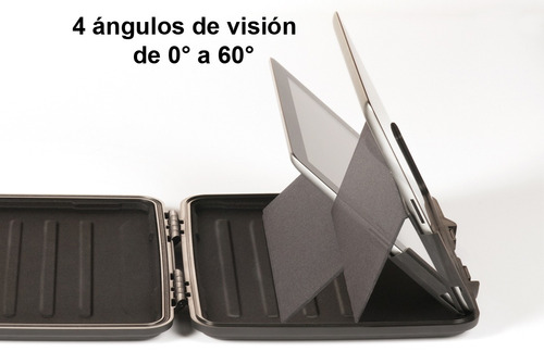 lo mejor en protección ipad 2, 3, 4 y ipad air. pelican vbf