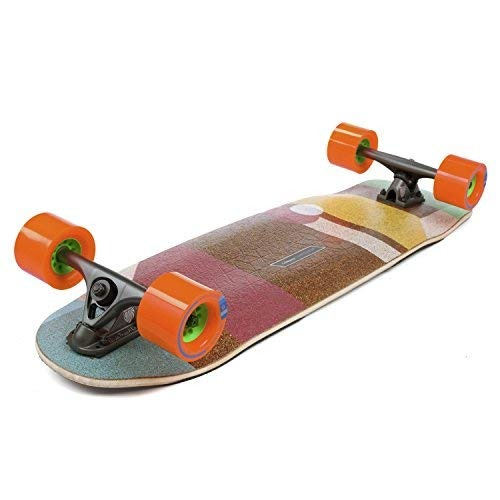 Loaded Boards Cantellated Tesseract Bamboo Longboard