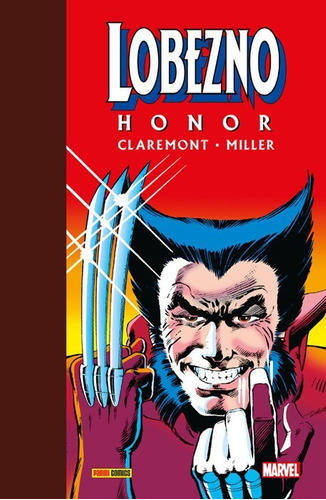 lobezno honor frank miller heroes marvel coleccion panini