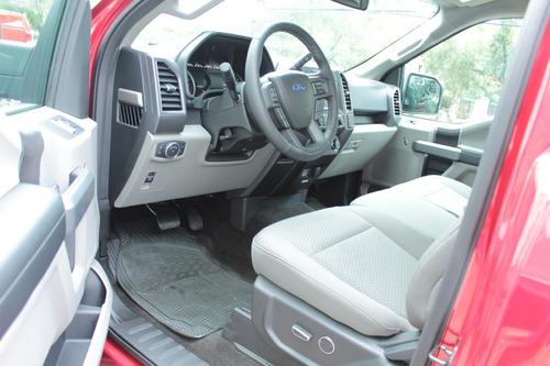 lobo 5.0l cabina regular xlt v8 4x2 rojo 2018